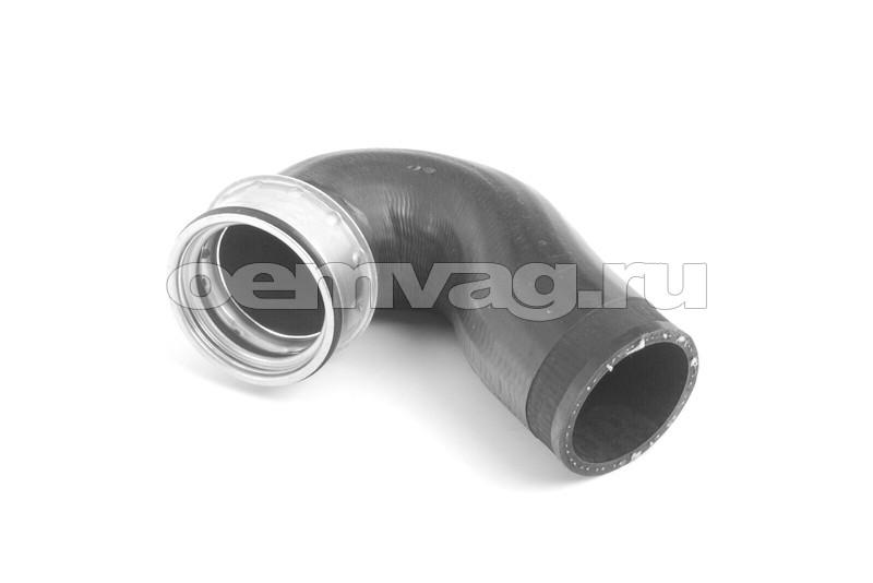Трубка вентиляции с запорным аварийным клапаном на пассат б5