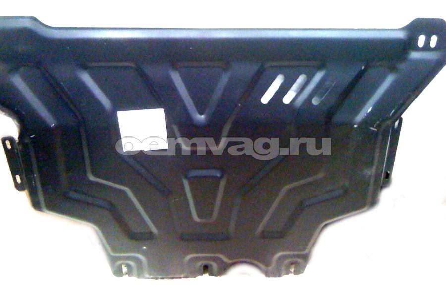 защита двигателя skoda octavia a7 екатеринбург