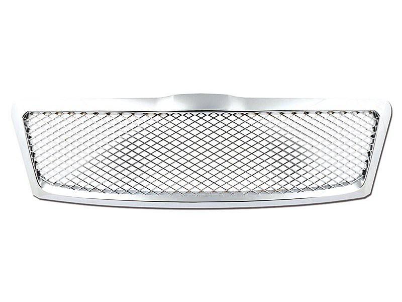 решетка радиатора без эмблемы skoda octavia a5