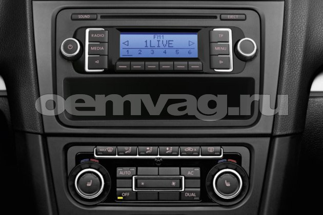 Магнитола MP3-Radio RCD 210