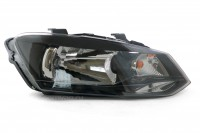 Фара галогенная правая Volkswagen Polo Sedan 10-15