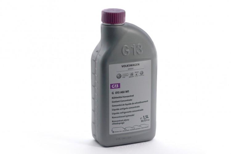 G013A8JM1 | Антифриз концентрат G13 [1,5 литра] (GA13A8JM1)